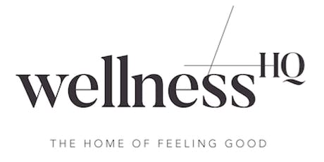 Wellness HQ Meet Up Bloomsbury tickets
