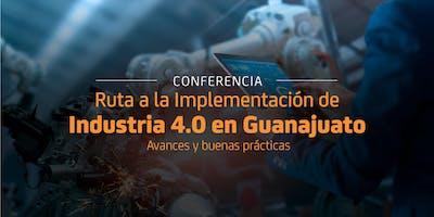 Ruta de implementación de Industria 4.0 en Guanajuato