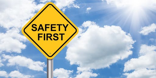 Safety is Not an Option :RE36R05: & InvisaWear Free Safety Jewelry Door Prize