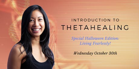 Introduction to ThetaHealing - Wed Oct 30th tickets