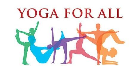 Asana Yoga (Trial Class) tickets