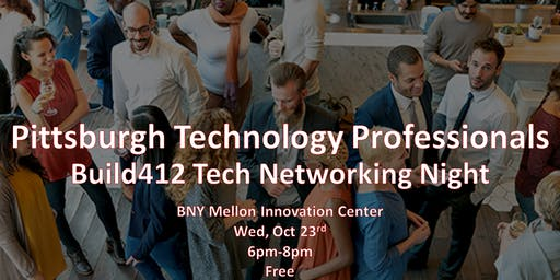 Pittsburgh Technology Professionals Networking Night - October