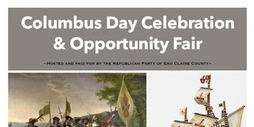 Columbus Day Opportunity Fair