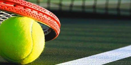 Adult 'Silver Tennis taster' tickets