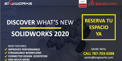 What's new SOLIDWORKS 2020