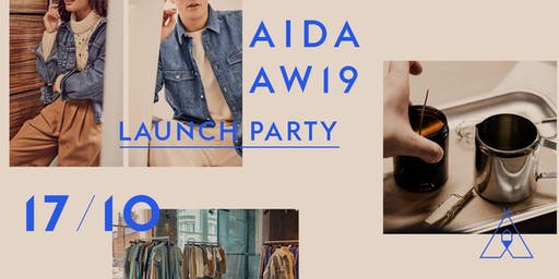 AIDA SHOREDITCH AW19 LAUNCH PARTY