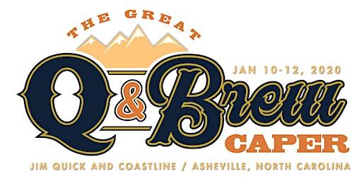 The Great Q & Brew Caper