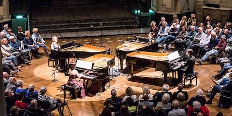 Rondane Kwartet speelt Canto Ostinato van Simeon ten Holt tickets