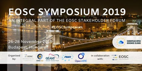 EOSC Symposium tickets