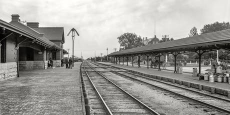 Next Stop Elmhurst: An Exploration of Elmhurst Railroads Past and Present tickets