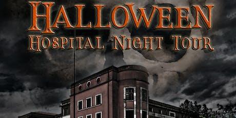 Halloween Hospital Night Tour | Mezzanotte biglietti