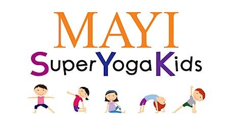 Super Yoga Kids (Trial Class) tickets