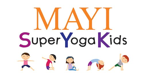 Super Yoga Kids (Trial Class)