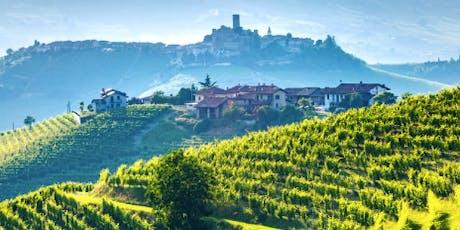 Friarwood Fine Wines Italian Masterclass tickets