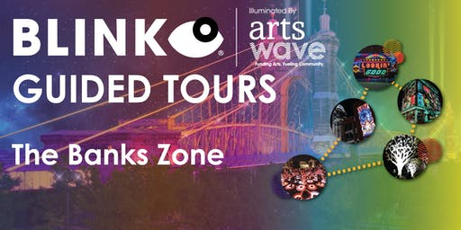BLINK Projection Mapping & Art Installation Tour - The Banks Zone