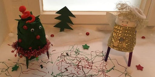 WeihnachtsWORKSHOP: Weihnachtliche Drawbots bauen