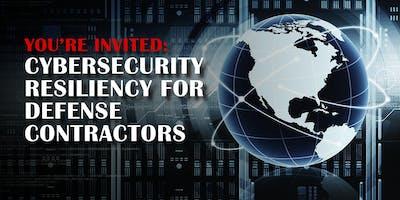 Cybersecurity Resiliency For Defense Contractors - NE