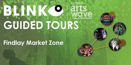 BLINK Projection Mapping & Art Installation Tour - Findlay Market Zone