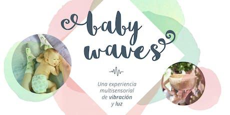 Baby Waves - un viaje multisensorial entradas