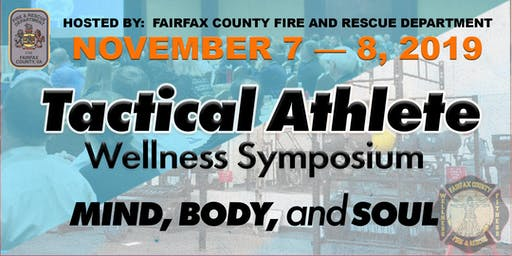 Tactical Athlete Wellness Symposium 2019