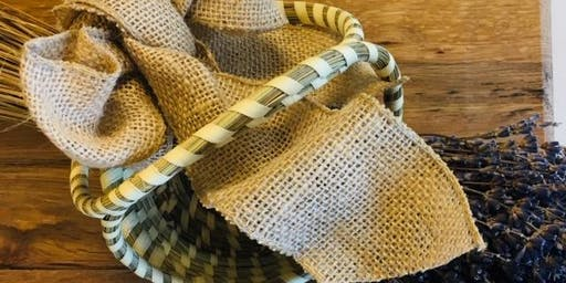 Geechee Sweetgrass Basket Making Class