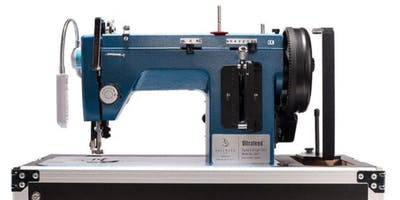 Intro to Industrial Sewing Machines