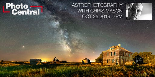 Astrophotography with Chris Mason