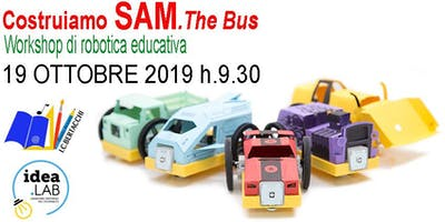 Costruiamo SAM.The Bus