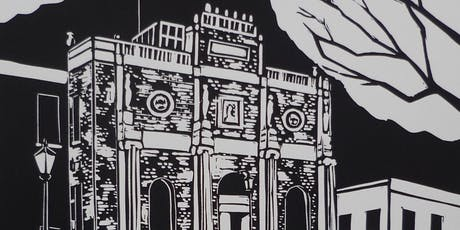 Learn Linocut: Motifs of the Manor tickets