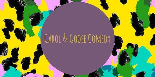 Carol and Goose: Spooky Caboose