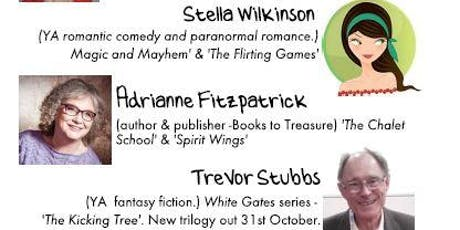 Young Adult Writers (Bishopston Library) tickets