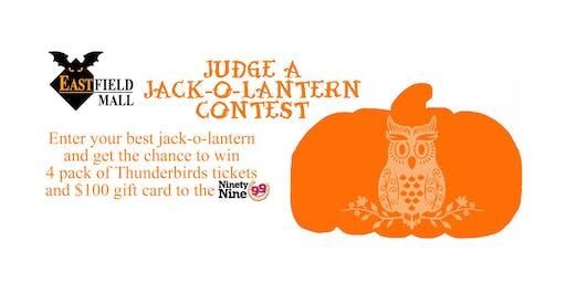 Judge a Jack-O-Lantern