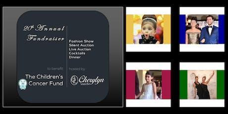 20th Annual Cherylyn Salon CCF Fashion Show & Dinner tickets