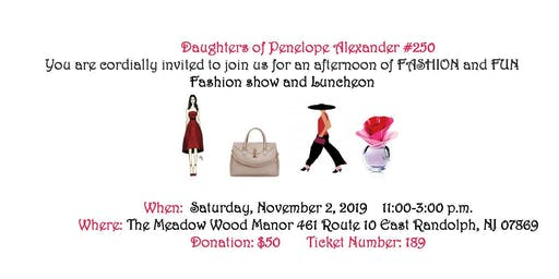 Daughters of Penelope Fashion Show