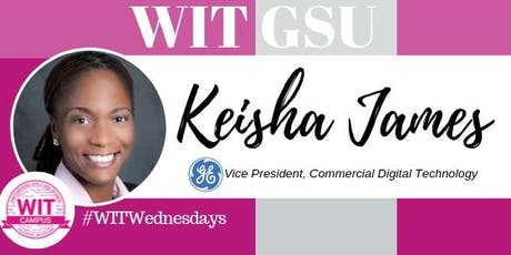Let's Talk About IT: A Conversation with Keisha James tickets