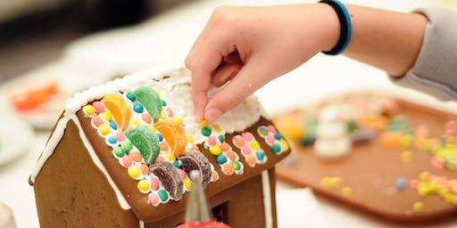 Gingerbread Decorating Workshop