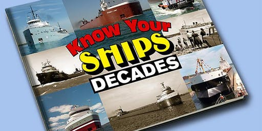 "Fall Lecture Series: ""Six Decades of Know Your Ships"""