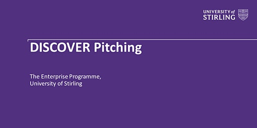 DISCOVER Pitching