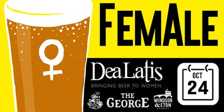 FemAle Beer Tasting Evening with DeaLatis tickets