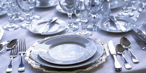 SWE Etiquette Dinner