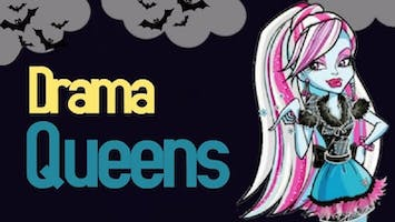 """""""Drama Queens: The Halloween Party"""""""