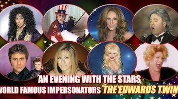 Edwards Twins: Cher, Elton, Celine Dion & Streisand