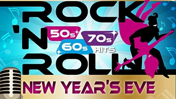 Rock & Roll New Year's Eve 2019!