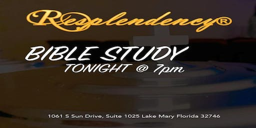 Resplendency's Bible Study