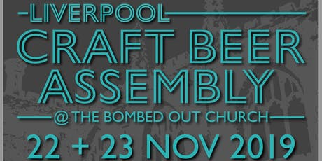 Liverpool Craft Beer Assembly tickets
