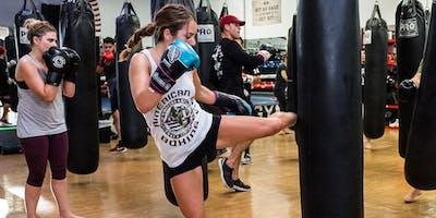 Free Week Cardio Kickboxing