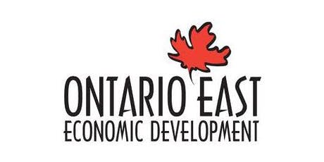 Ontario East Economic Development Quarterly Meeting & Networking Event tickets
