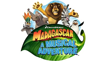 """Madagascar - A Musical Adventure"""