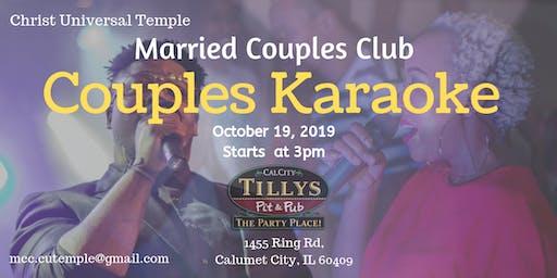Couples Karaoke