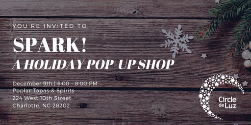 Spark A Holiday Pop-Up Shop